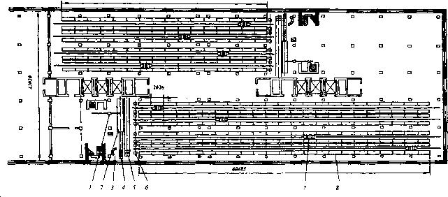 Комплексный набор на складе