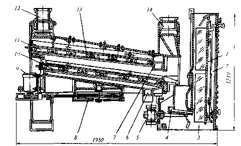 Зерно сортировочные сепараторы