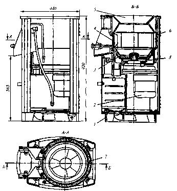 Рис. Машина МОК-250