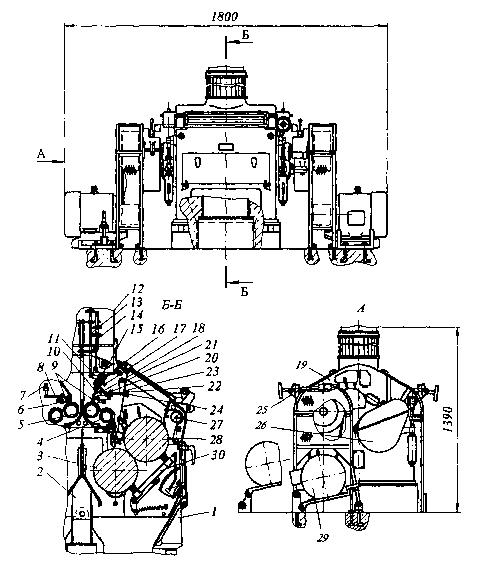 Вальцовые станки