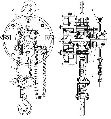 Подъемно-транспортное