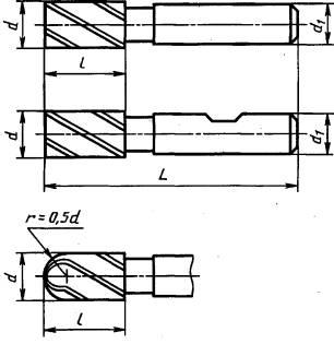 Фреза пальчиковая по металлу размеры режущий инструмент из металлокерамических твердых сплавов
