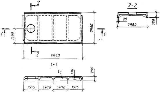 Серия ребристые плиты покрытия монтаж плиты перекрытия цоколя