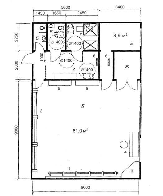 Дома престарелых нормы проектирования одиноких пенсионеров в дома престарелых