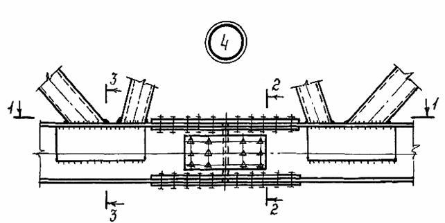 Конструкции металлическиеЧертежи КМДПравила выполнения