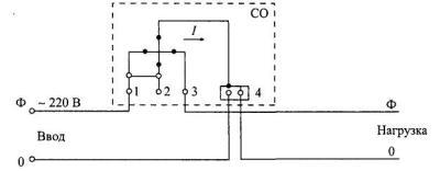 Схема счётчика со и446