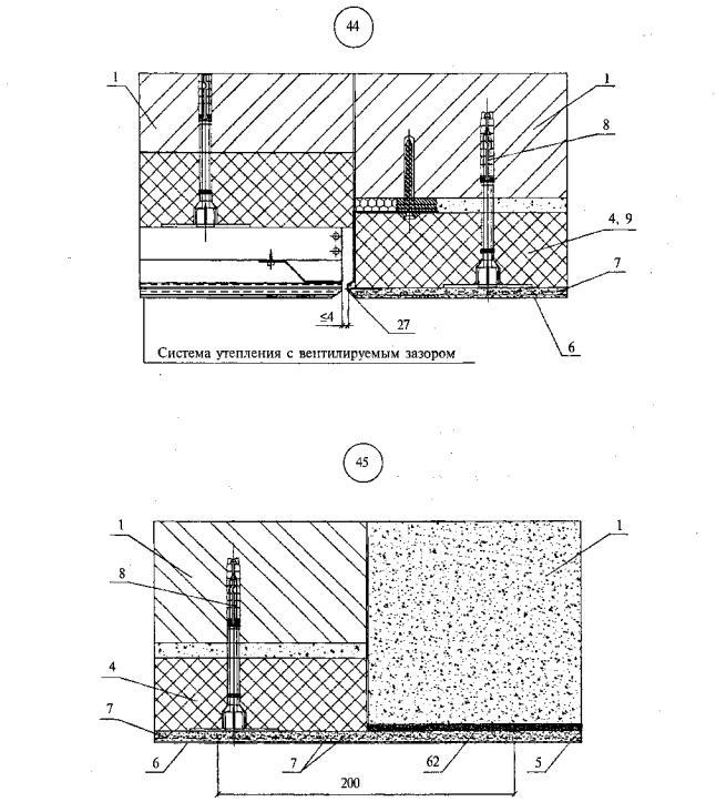 Лоджии гидроизоляция козырька