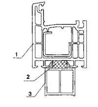 СТО 49299418-001-2006 Узлы примыканий оконных и дверных блоков, витражных конструкций к внешним ограждающим конструкциям