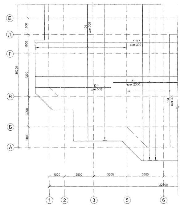 исполнительная схема пустотных плит перекрытия