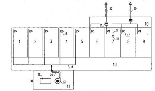 Принудительная вентиляция в бане: способы устройства Вентилятор приточки на схеме