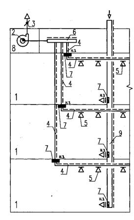 аварийная вентиляция резервирование вентилятора